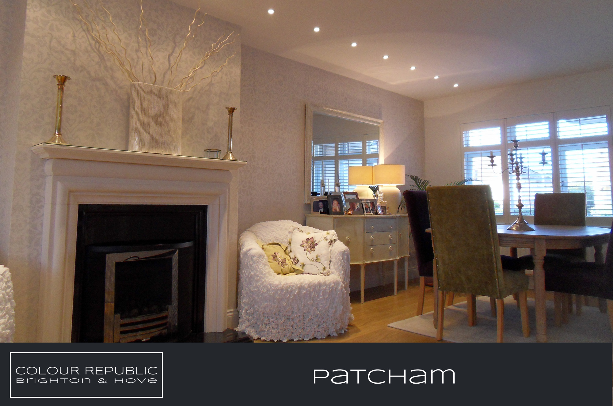 Patcham Make Over