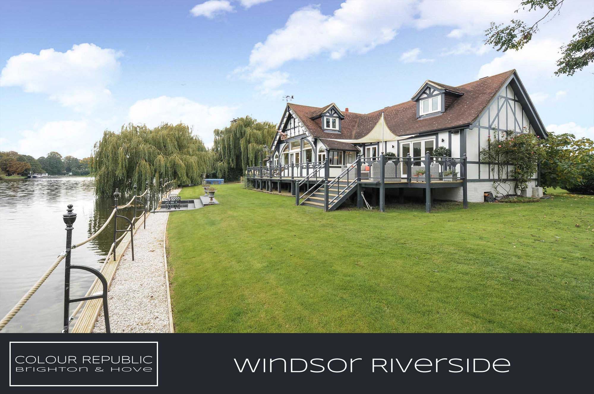 Windsor Riverside Refurbishment