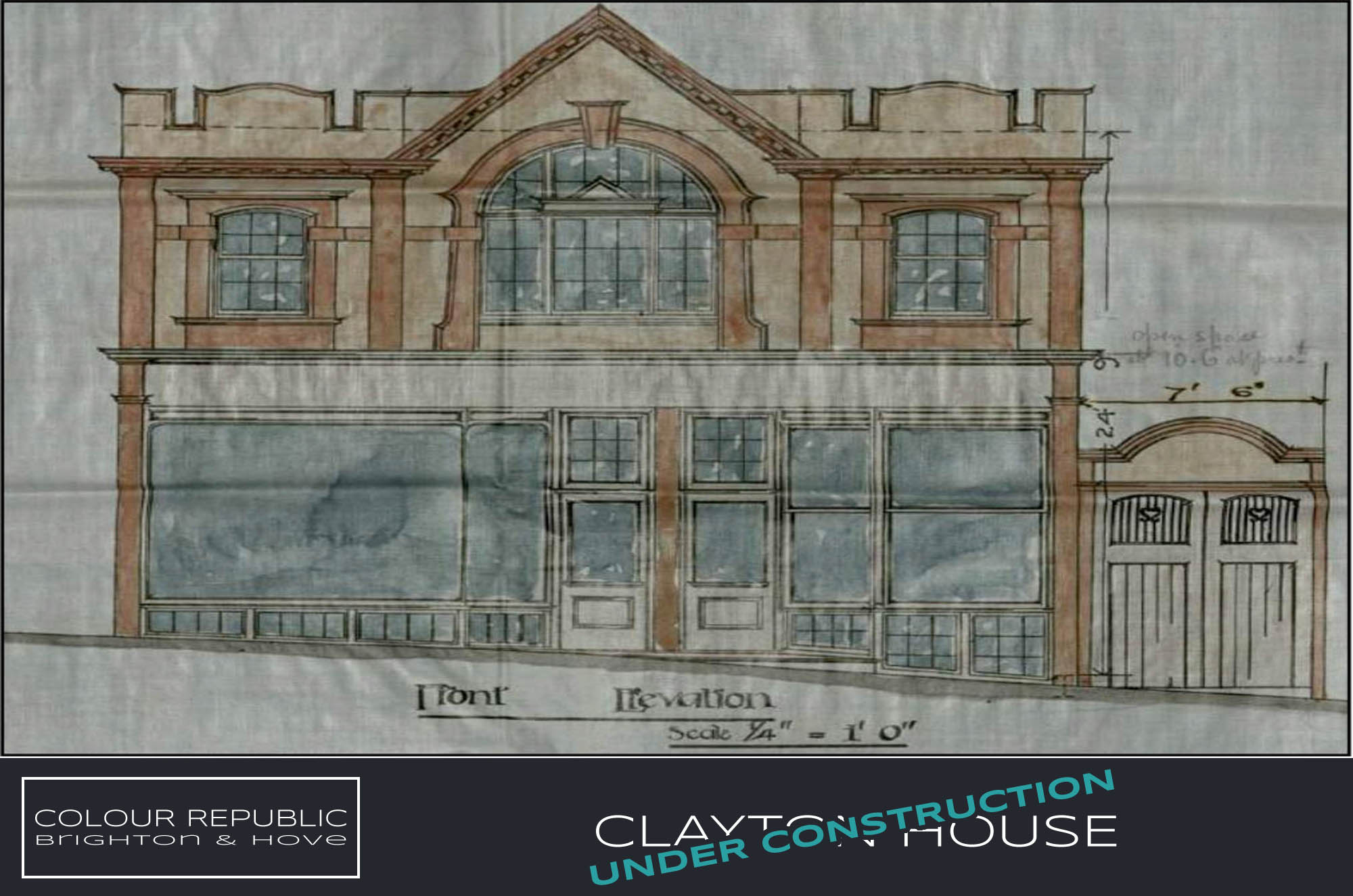 Clayton House – Brunswick