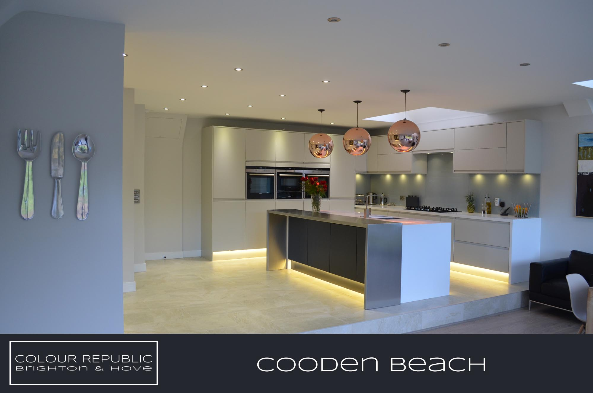Cooden Beach Kitchen