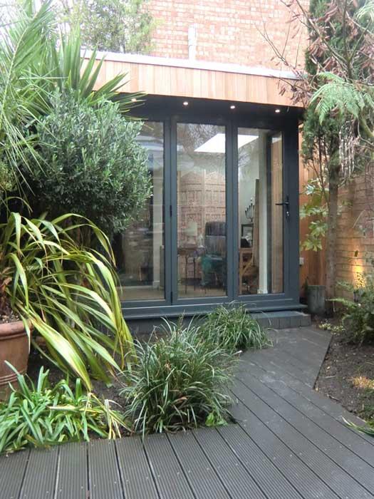 Small Garden Room Hove